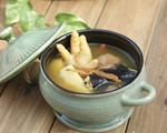 山药虫草花蛇汤