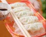 鲅鱼馅蒸饺