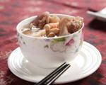 花生猪手汤