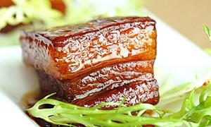 李锦记秘制红烧肉