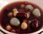 胶原蛋白桂圆莲子红枣汤