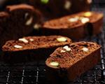 巧克力坚果意式脆饼