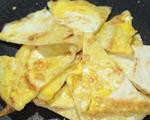 芝麻鸡蛋饼