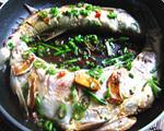清烧白条鱼