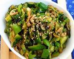 虾皮老虎菜