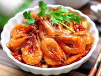 家常油爆虾(3分钟快手菜)