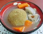 猴头菇莲藕骨头汤