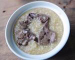 鸡肝小米粥