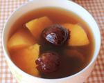 红薯老姜红糖水
