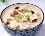 草菇瘦肉粥