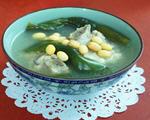 海带黄豆骨头汤