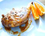 桂皮橙汁鸭