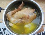 黄芪榴莲鸡
