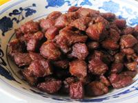 苏州五香小肉
