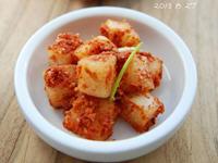 韩式辣萝卜块