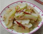 冬瓜烧虾米
