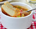 浓香意式菜汤
