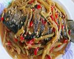 剁椒酸瓜鱼