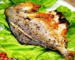 黑胡椒煎鲳鱼