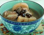 黑豆莲藕排骨汤