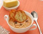 香脆奶酪罗宋汤