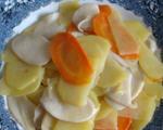 杏鲍菇炒土豆片