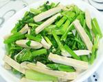 虾米干炒芹菜