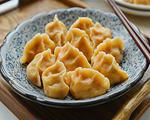 鱼肉水饺(黄花鱼馅)
