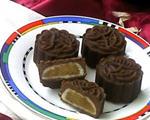 摩卡咖啡月饼(免烤)