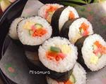 日式海苔寿司卷