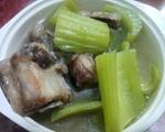 芥菜排骨酥汤