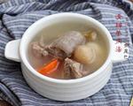 清补羊肉汤(驱寒)