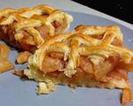 千层酥皮美式苹果派