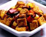 川味儿宫保豆腐