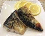 日式盐烤鲭鱼