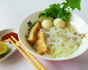 泰式船家米粉汤
