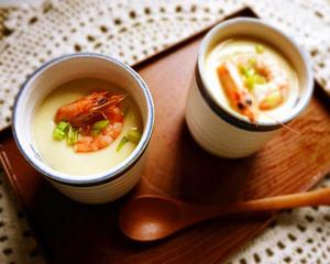 日式茶碗蒸蛋