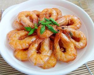 上海油爆河虾