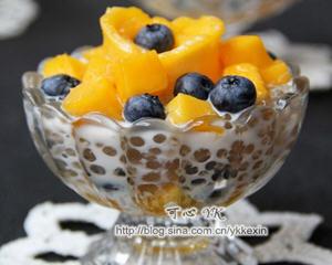 水果西米露