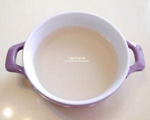 苹果莲藕汤(宝宝止咳)