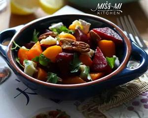 柠檬甜菜头胡萝卜沙拉(Beet&Carrot沙拉)