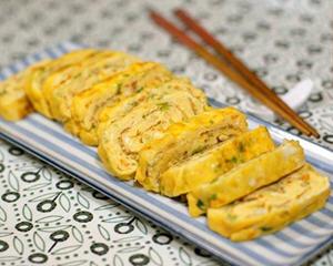 韩式煎蛋卷