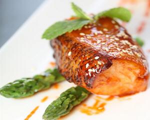 酱烤鳕鱼(国宴菜)