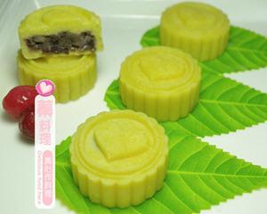 台湾冰心绿豆糕