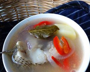 贝式鲜鱼汤