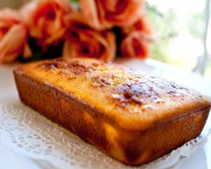 南瓜肉桂蛋糕