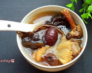 菌菇滋补养生汤