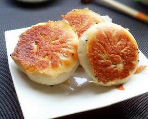 香菇鲜肉水煎包