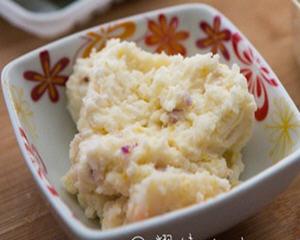 自制土豆泥沙拉