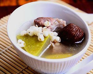 冬瓜薏米骨头汤